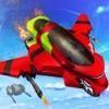 未来 ロボット ウォーズ : 飛行 オートバイ 戦い - iPhoneアプリ