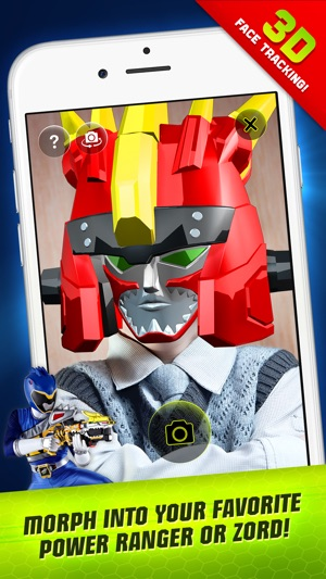 Power rangers dino charge scanner on the app store screenshots solutioingenieria Gallery