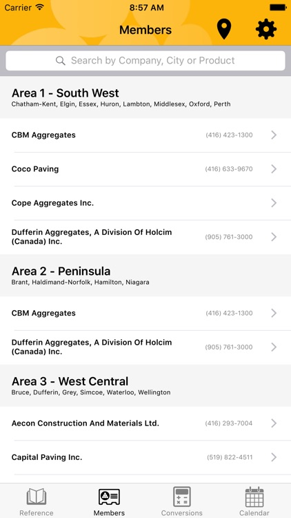 OSSGA Material Reference Guide screenshot-3