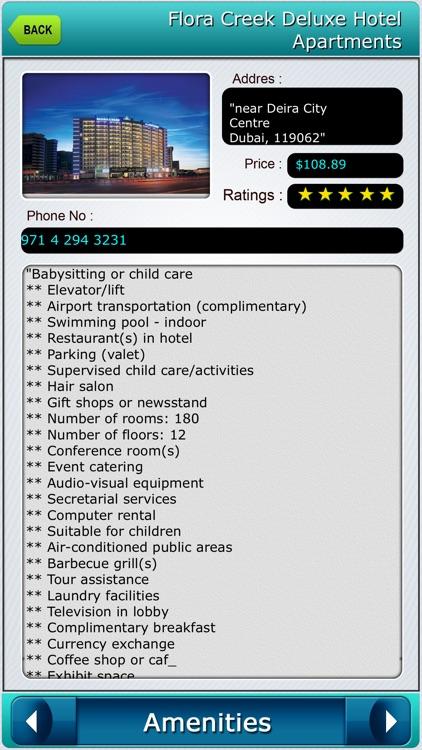 Dubai City Map Guide screenshot-3