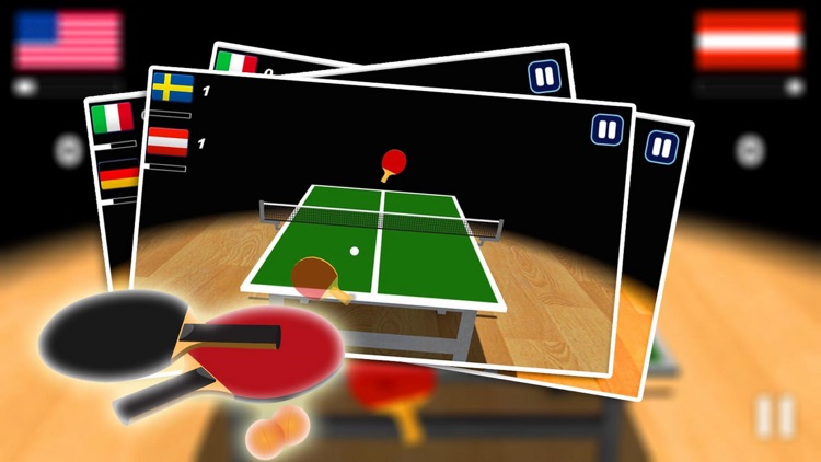 Play Table Tennis World