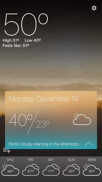 Shine - Hyper-local Weather, Alerts, Home Safety