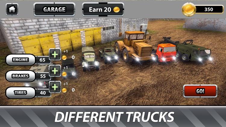 Russian Truck Drive Simulator Full