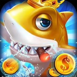 天天电玩捕鱼—技能全免,超刺激的打鱼游戏!