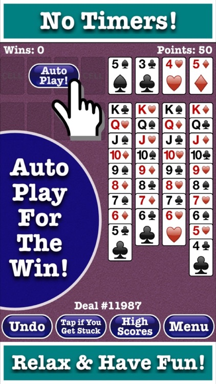 Totally FreeCell Solitaire!
