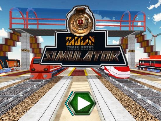 Indian Train Drive Simulator screenshot 9