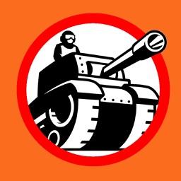 Tank War 2D