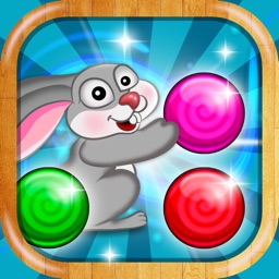 Bunny Pop Mania - Bubble Shooter Classic Game