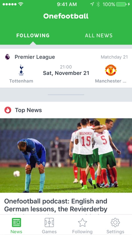 Onefootball - Soccer Scores & Live News