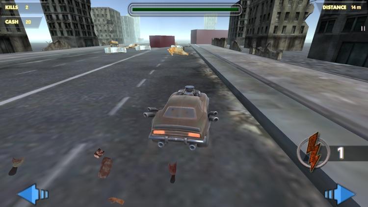 Zombie Road Mayhem screenshot-4