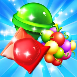 Candy Sweet - best match 3 puzzle