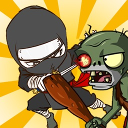 Ninja Fight With Zombies