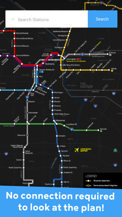 Metro Los Angeles Screenshot