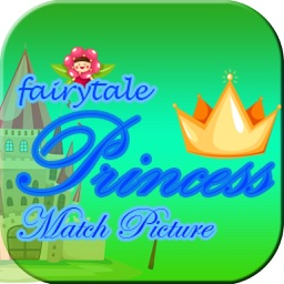 Princess Fairy Match Picture