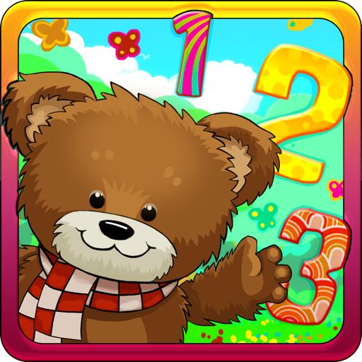 Счет и цифры - игры для детей 2+