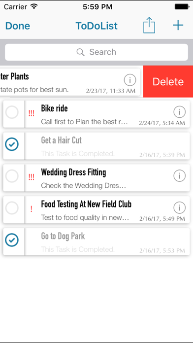 Ultimate To Do List With Reminder & Sharing screenshot three