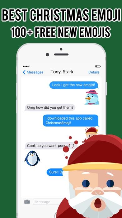 Christmas Emojis.Christmas Emojis Stickers Messenger Keyboard Pro By Viroon