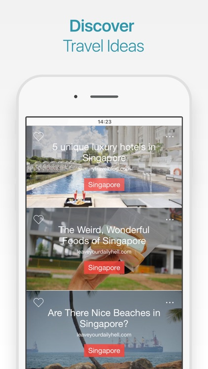 Singapore Travel Guide and Offline City Map