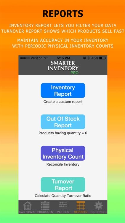 Smarter Inventory screenshot-3