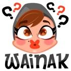 Arabian Lady Greetings stickers by MissChatZ icon