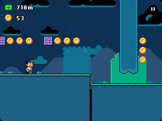Screenshot #4 for Stagehand: A Reverse Platformer