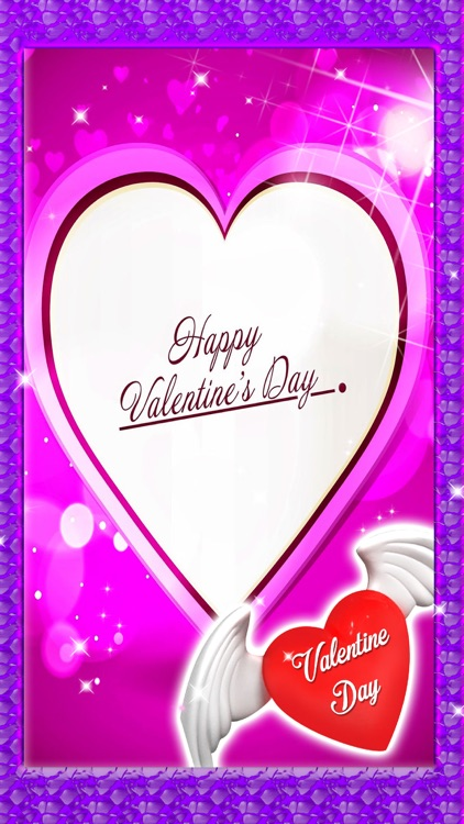 Valentine Day Love Card Maker - Greeting Card Game screenshot-4