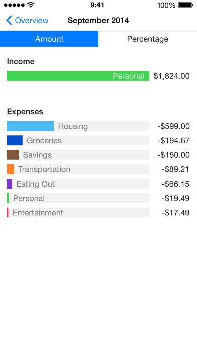 Финансы 1 (Старая версия)Скриншоты 4