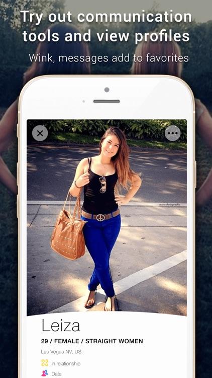 Flirty Dating App - Date & Meet Your Perfect Match