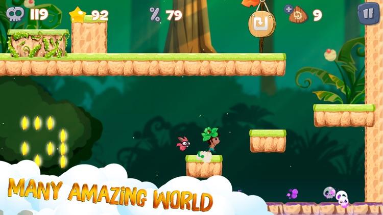 Jungle World - The Free Super Adventures screenshot-0