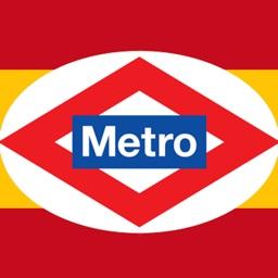 Metro de Madrid - Mapa y Buscador de Itinerarios