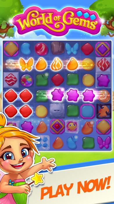 World of Gems på PC