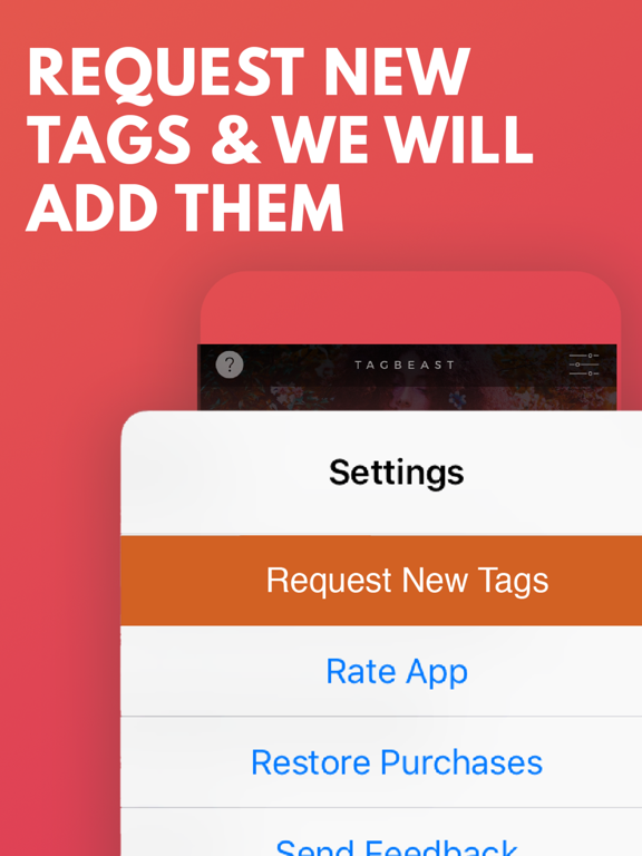 TagBest - hashtags for Instagram followers + likes | App Price Drops