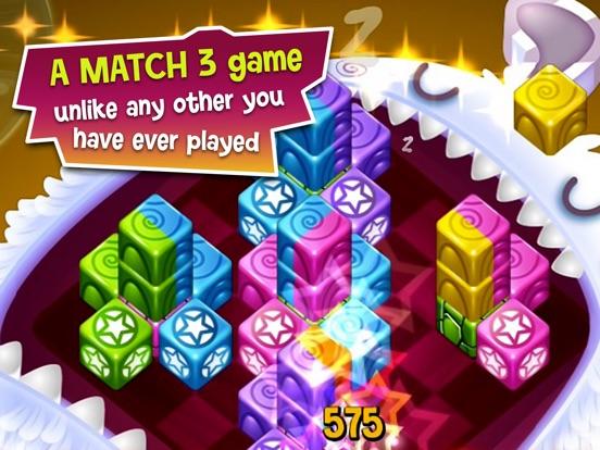 Cubis Creatures: Match 3 Games на iPad