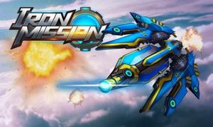 Iron Mission- classic arcade shoot'em up