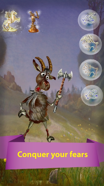 Three Billy Goats Gruff full screenshot-3