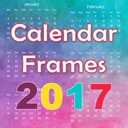 Calendar Frame 2017