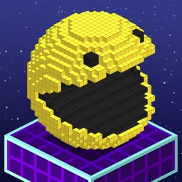 Loopy Mazes 256: Pacman 3D - Clash of Road Runner