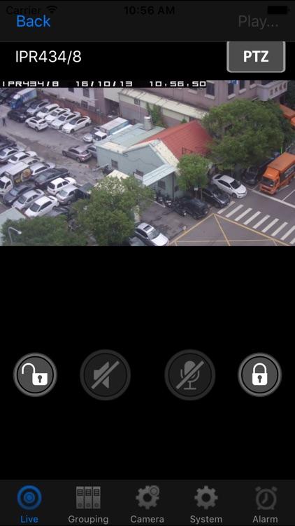 Acumen Air viewer