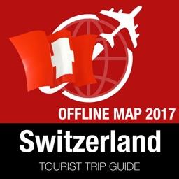 Switzerland Tourist Guide + Offline Map