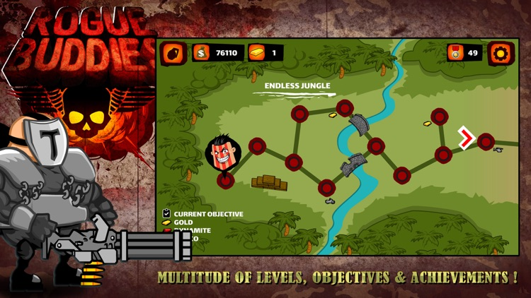 Rogue Buddies screenshot-3