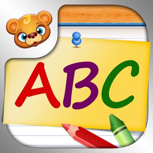 123 Kids Fun ALPHABET Best Learn Alphabet Games