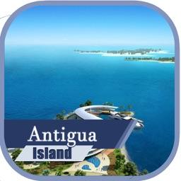 Antigua Island Travel Guide & Offline Map