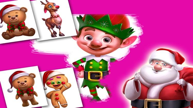 Christmas Coloring Book - Scratch & Draw Kids Game screenshot-3