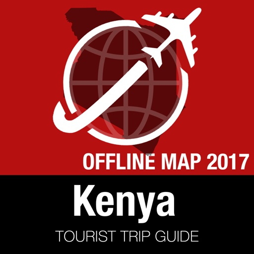 Kenya Tourist Guide + Offline Map