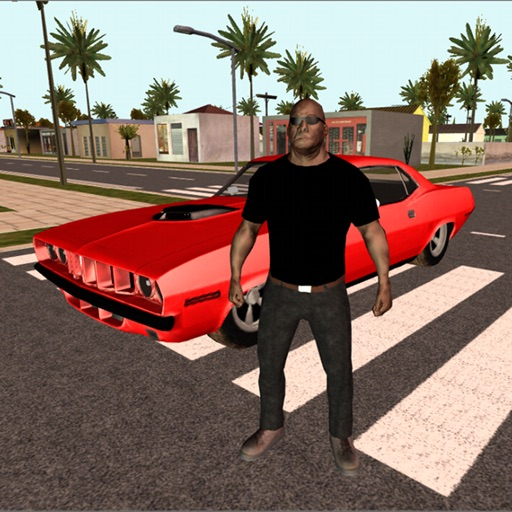 Clash of crime gangs in mad Vegas iOS App