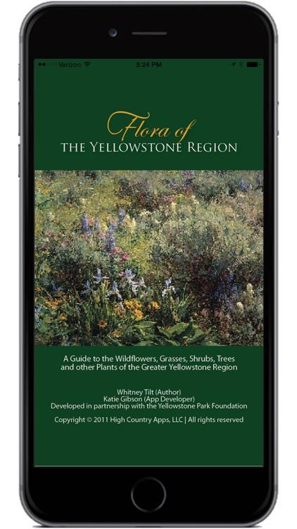 Flora of Yellowstone screenshot-0