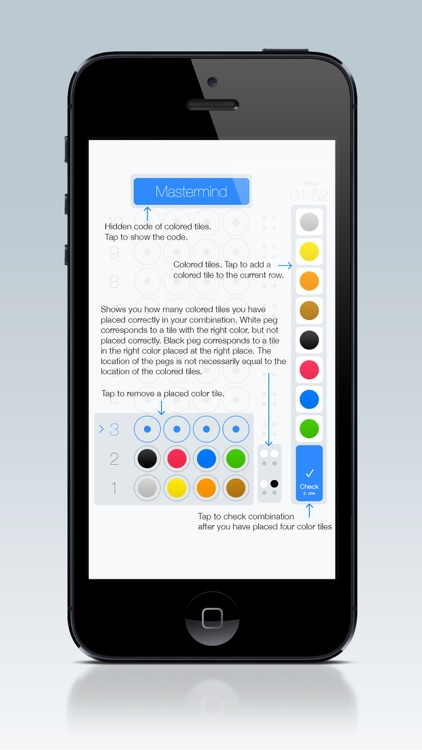 Mastermind for iOS 10 by Magic Touch ApS