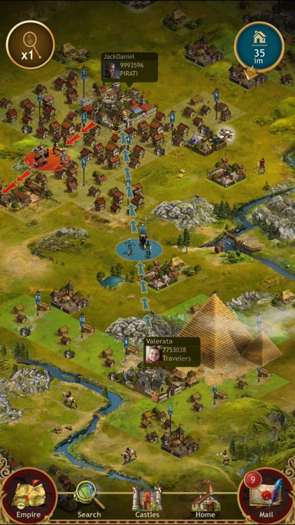 Imperia Online - Medieval War Strategy screenshot-4
