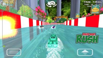 警察ボートラッシュ:3D警察ボートレースのおすすめ画像2