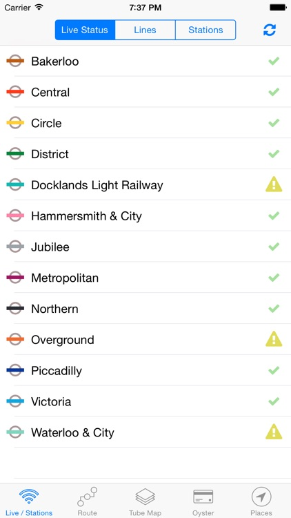 London Tube And More - Map Offline Cards - Free